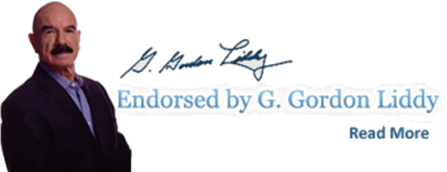 Endorsed by G. Gordon Liddy
